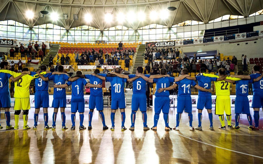 """""""Premio Scirea"""" for Nazionale Italiana Crazy For Football!"""