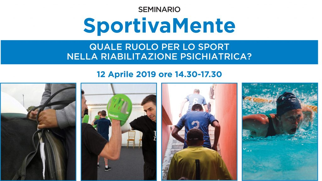 """Next 12th April in Perugia, the Workshop """"SportivaMente"""""""
