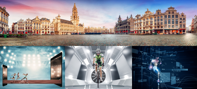"""ECOS Europe in Brussels for """"Co-Innovate in Sport 2019"""""""