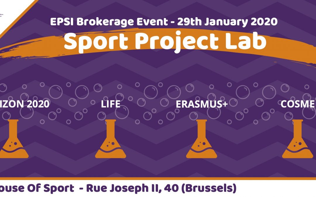 """ECOS cooperates with EPSI in """"Sport Project Lab 2020"""""""