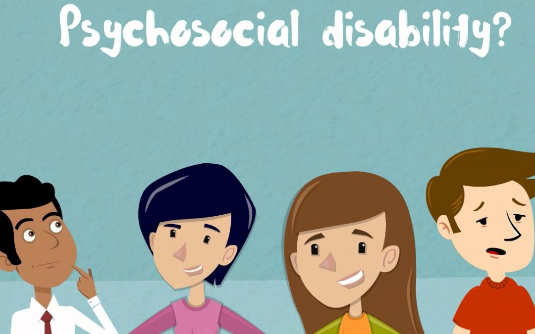 The challenges of psychosocial disability